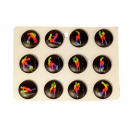 wholesale Toys:Kamasutra Buttons Mixed