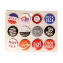 wholesale Toys: Funny Button Display Mixed