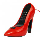 High heel phone