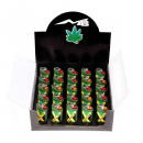wholesale Lighters: Jamaica Save the World Lighter Display
