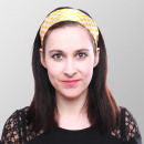 wholesale Drugstore & Beauty:Chessboard hairband