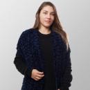 Großhandel Tücher & Schals:Boa Netz Winterschal