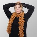 Großhandel Tücher & Schals:Boa Deluxe Winterschal