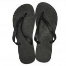 Großhandel Schuhe: Dupe Brazil Zehentrenner S.Cores 45 schwarz