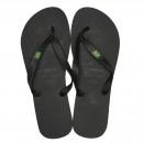 Großhandel Schuhe: Dupe Brazil Zehentrenner S.Brasil 41 schwarz