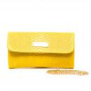 wholesale Handbags: Trussardi handbag D66TRC1018 Morasengo Giallo