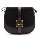 wholesale Handbags: Trussardi handbag D66TRC1023 Roatto Nero