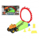 Dino Monster Vehicle Playset 110820 (9 pcs)
