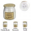 candle pot yogurt special moments, 3- times assort