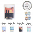 candle plage de france, 4- times assorted