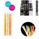ingrosso Articoli da Regalo & Cartoleria: lumiostick x15 21 centimetri colori assortiti, sia