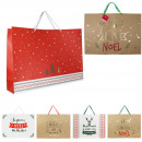 christmas gift bag 50x18x70cm, 4- times assorted