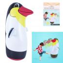 inflatable tilting penguin 62cm