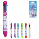 pen 8 colors, 6- times assorted