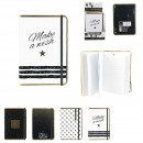 notebook a5 make a wish, 4- times assorted