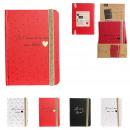nagyker Irodai és üzleti berendezések: notebook a6 szerelmes szavak, 4- szer szortírozott