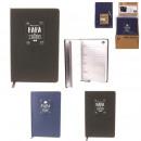 groothandel Stationery & Gifts: eeuwige agenda papa 20x23cm, 2 maal geassorteerd