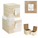 drewniane razy mieszany pull-out box x2, 1- razy m
