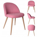 nagyker Otthon és dekoráció: szék Vintage pink, egyszeri szortírozott ...