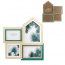 frame pele mele natural jungle x4, 1- times assort