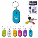 keychains whistler, 6-times assorted