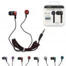 hurtownia Artykuly elektroniczne: Słuchawki Kabel nylon, 4-krotnie mieszany