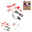 wholesale Computer & Telecommunications: x2 earphones and double love words adapter, 2-