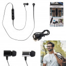 wholesale Consumer Electronics: wireless magnetic earphones, 2- times assorted