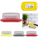 Butter plastic graduated, 3-time assorted