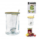 Jar drink 5l and ladle, 1-fold assorted