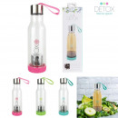 bottle with the integrated infuser 500ml, 3-times