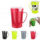 xxl soup mug, 4-times assorted