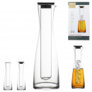 decanter for whiskey, 1- times assorted