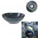 bowl 80cl d19.5cm h7cm in the weather of the blue