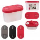 Distributor box 1.1l, 3-fold assorted