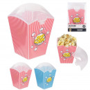 popcorn bucket micro waves 12.5x12.5x18cm