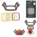 hurtownia Dom & Kuchnia: cięte frytki i jabłka 3 ostrza, 1 raz mieszany