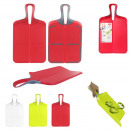 pliable cutting board, 3- times assorted