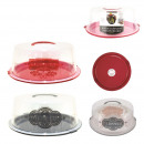 wholesale Lunchboxes & Water Bottles: Plastic transport cake box, 2-times asso