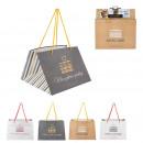 groothandel Stationery & Gifts: Transport tas cake papier, 4- maal geassorteerd