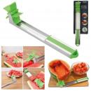 watermelon reel cutting