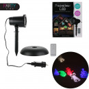 Christmas led deco outdoor projector + remote cont