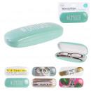 Großhandel Brillen: klassischer Brillenetui, 6- fach sortiert