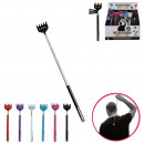 back scratching telescopic, 6-times assorted