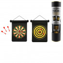 Lovely dartboard game, 1-fold assorted