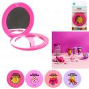 groothandel Make-up accessoires: zakspiegel dhr hetzelfde, 4- maal geassorteerd