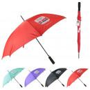 Großhandel Regenschirme: Schirmgriff 23', 4- fach sortiert