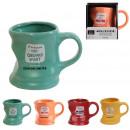 mug times assorted , 4- times assorted