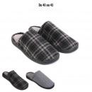 Mann Schuhe geometrisches Muster, 2- fach sortiert