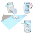 mason jar bandana and blue teat